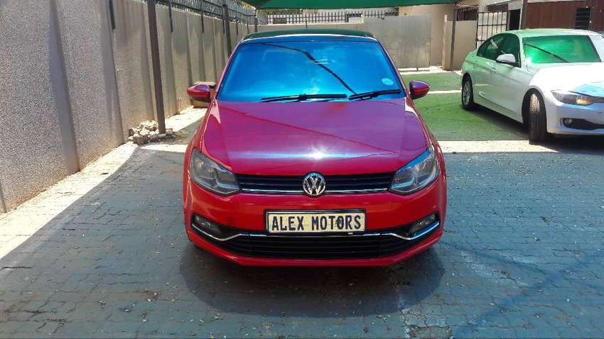 VW  polo TSI 1.2 code2. 2014 model 0