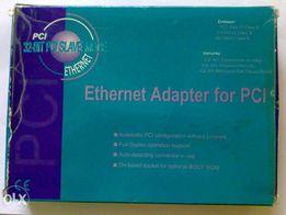 Ethernet Adapter for PCI коаксиальный