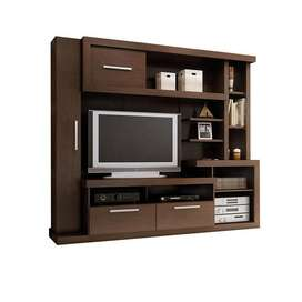TV Cabinet with bookshelf & Bed side Cabinet