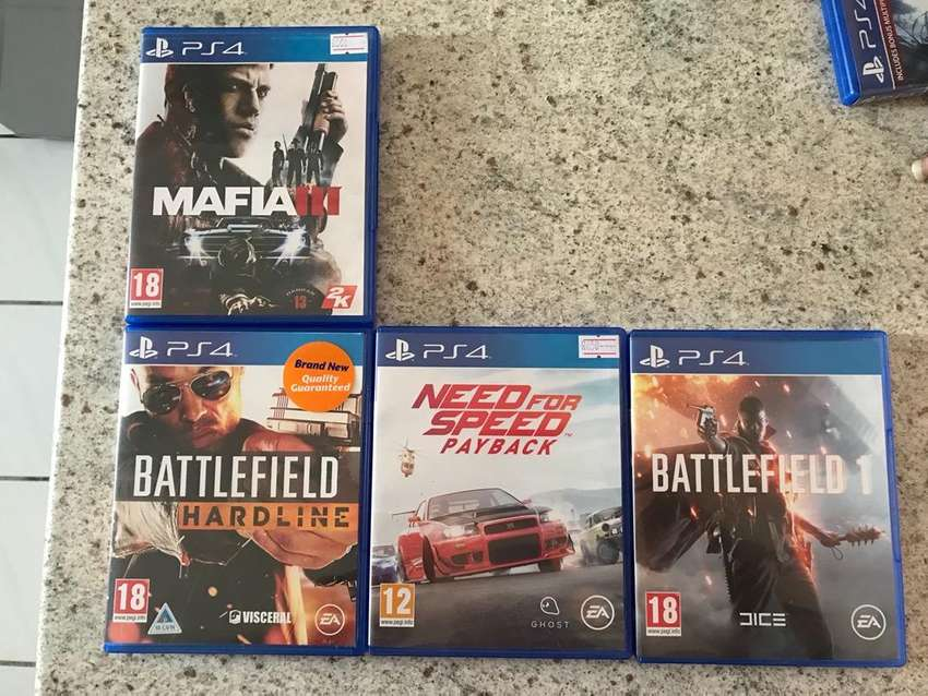 PlayStation 4 Games 0