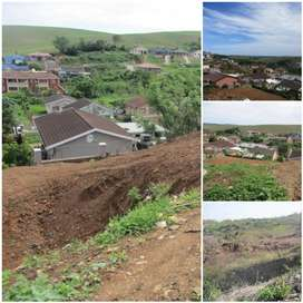 Good peace of land for sale in Belgate