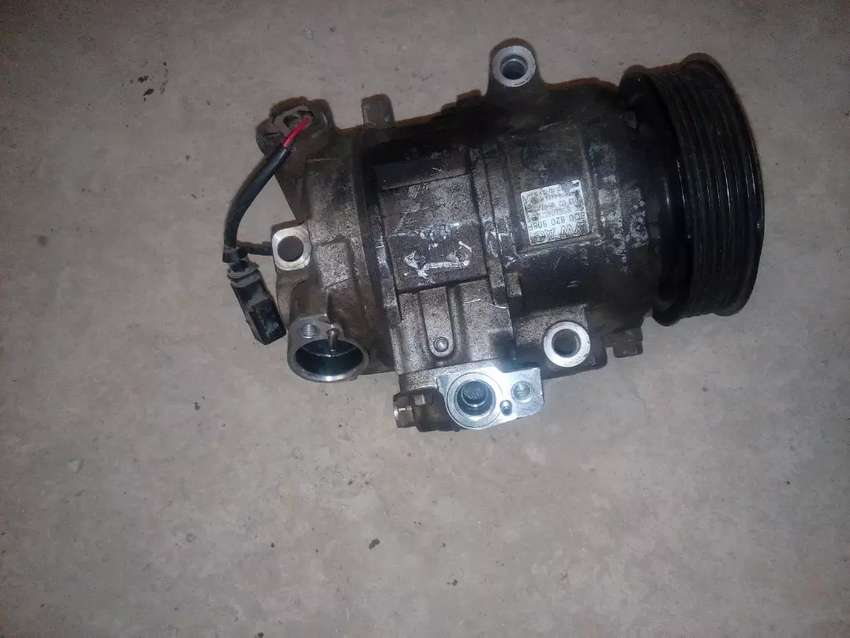 VW Polo Air Conditioning Pump 0