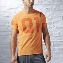 Koszulka treningowa na siłownię REEBOK OneMoreRep XXL NOWA! SpeedWick