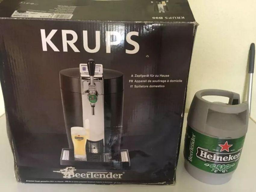 Točilna naprava za pivo 0