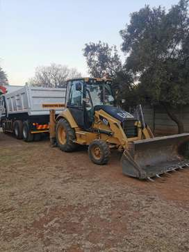 TLBs, Tippers and Skid Steers available for Hire