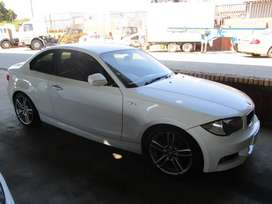 2010 BMW 120 D COUPE. M.SPORT