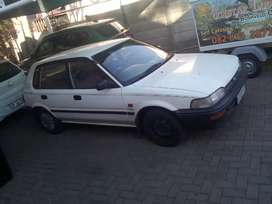 Good.condition  1,6 Toyota coungest