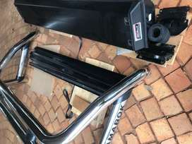 Securi Lid and roll bar