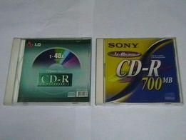 Коробки до CD дисків