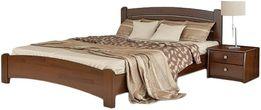Ліжка з дуба та бука.