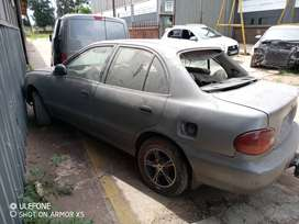 Hyundai Accent 1.6 FOR SALE!