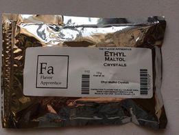 Ethyl Maltol crystals TPA(стабилизатор вкуса)