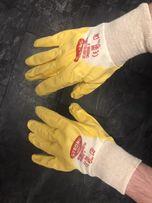 Rękawiczki robocze gumowe