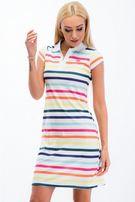 Sukienka paski polo rozmiar S i L