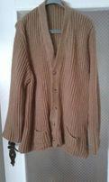 Sweterek rozpinany 44
