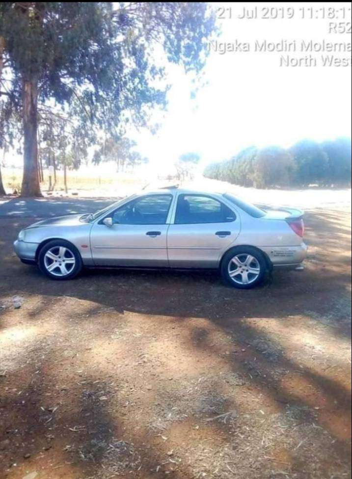 Ford mondeo 200model 0