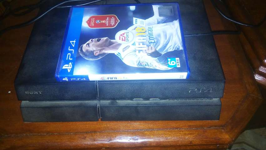 ps4 console 0