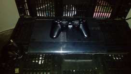 Ps 3 console +44 games