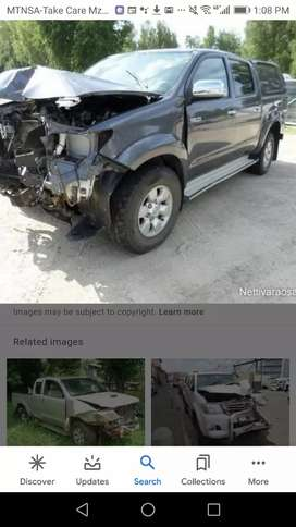 Toyota Hulex body with papers