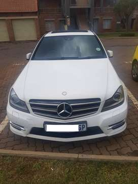 Pre-owned Mercedes Benz C Class C200 Cdi Amg (2013)