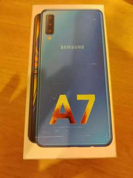 Brand new sealed samsung A7