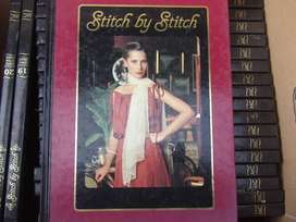 Stitch by Stitch: A Home Library of Sewing, Knitting, Etc