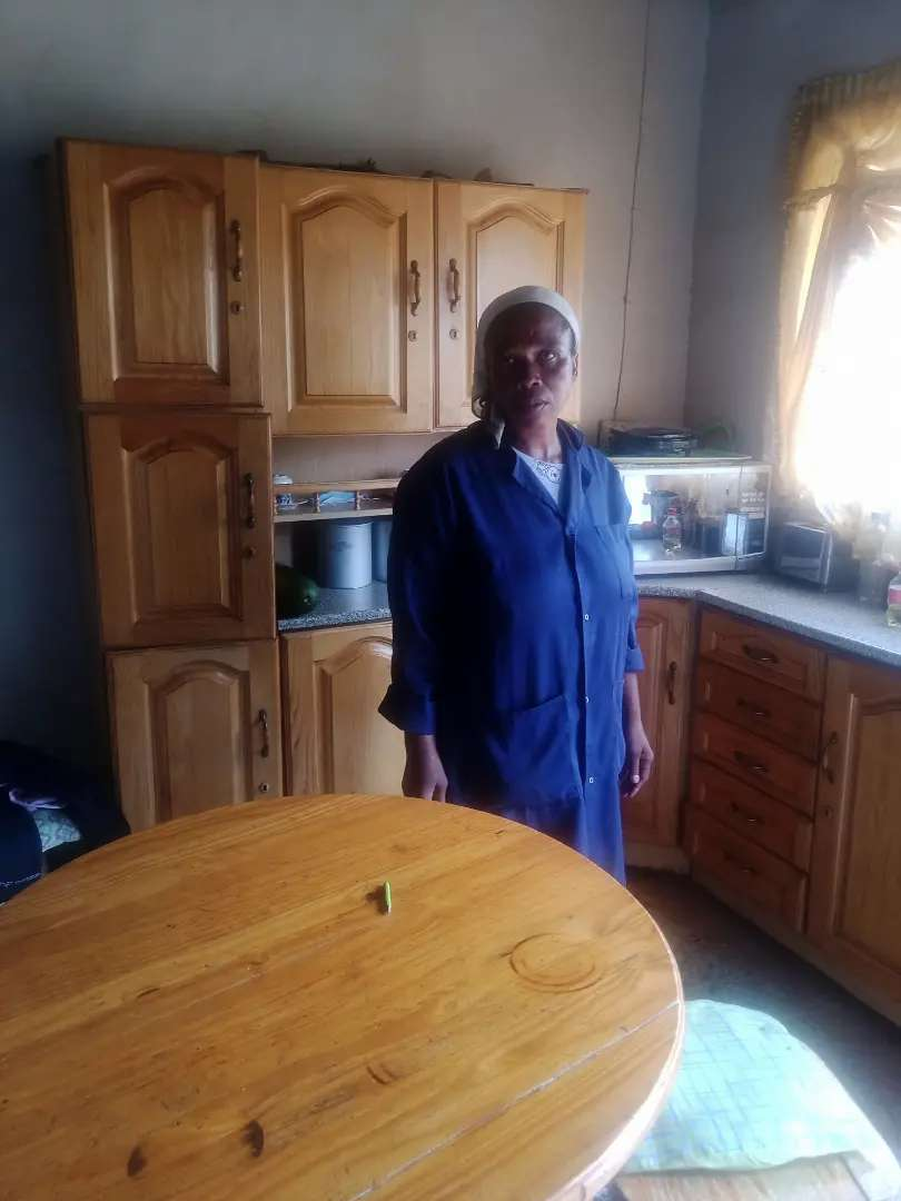 I am looking for a job as a domestic worker 0