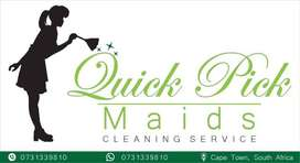 ORDER A QUICKSTAR FOR YOUR CLEANING NEEDS