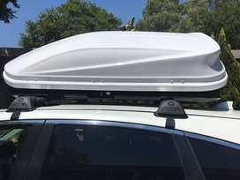 CRR Luggage Roof Box