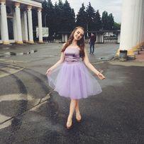 Платье выпускное, вечернее, коктельное