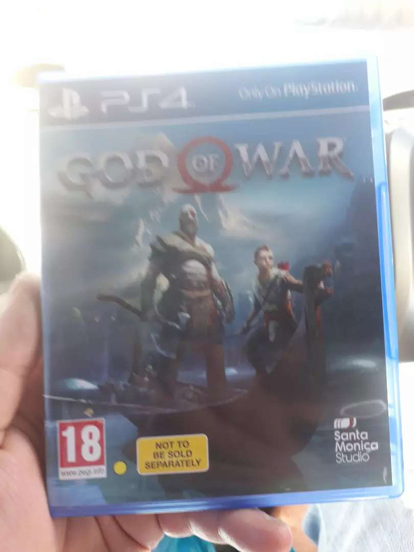 Ps4 new god of war to swop 0