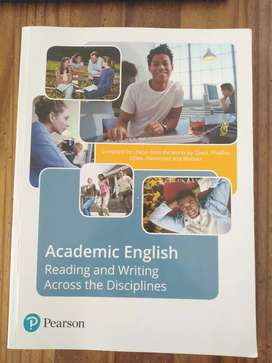 Text book:Academic English reading and writing across the disciplines