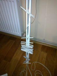 Карниз для вертикальных жалюзи в сборе 190 см, 180 см и 170 см