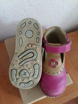 Супер пропозиція! Ортопедичні туфельки Ecoby orthopedic для дівчинки.