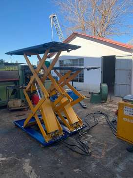CAR LIFT 3.7 TON