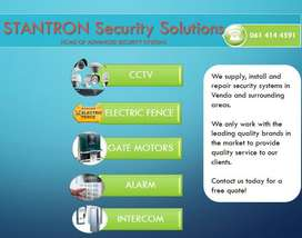CCTV, Electric fence installers in Tzaneen