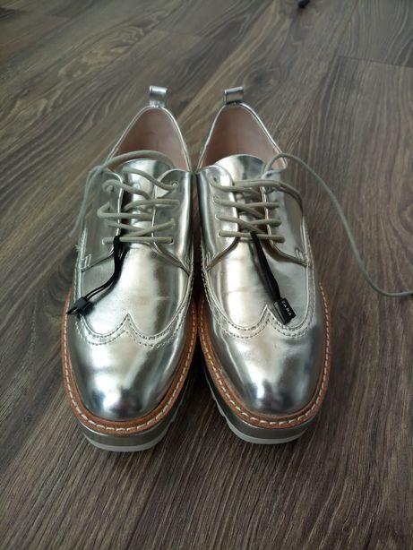 Ботинки ZARA (оригинал, новые)