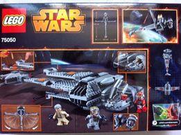 Конструктор LEGO Star Wars 75050 B-Wing, новый!