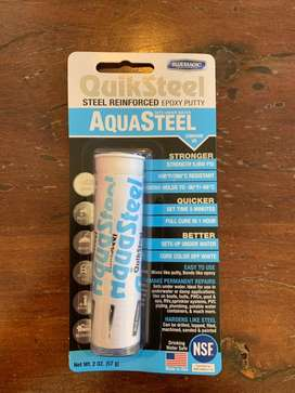 Aquasteel Epoxy Putty