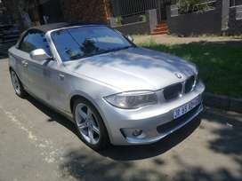 2011 model Bmw 125T Automatic Convertible