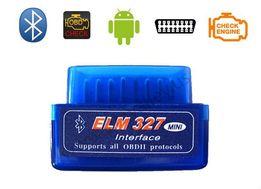 Автосканер ELM327 v 1.5 PIC18F25K80 сканер адаптер диагностика