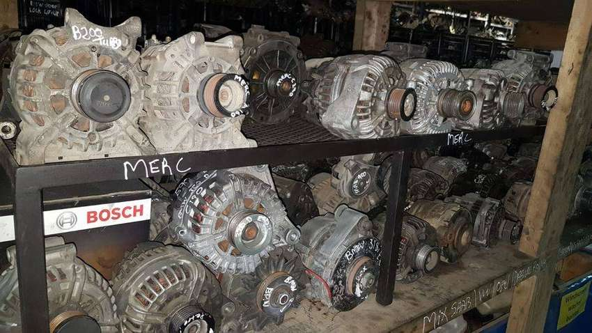 Alternators for sale for most vehicle makes and models. 0