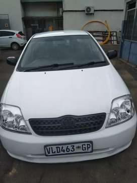 Toyota Corolla 4zz 1.4litre, good cars for life