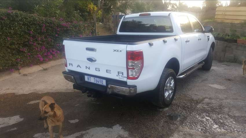 Ford Ranger 3.2 Xlt double cab 2013 0