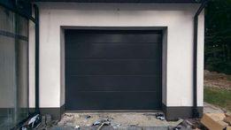 Bramy garażowe segmentowe produkcja