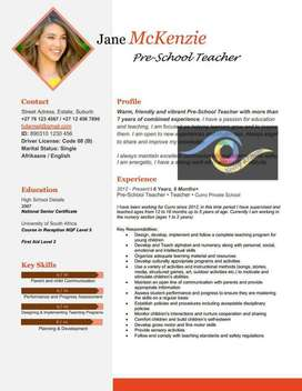 Professional CV Writing, revamps and Cover Letters