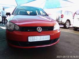Volkswagen Polo Vivo 1.4, 2012, Manual, Petrol