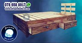 Storage Beds with Drawers for Sale