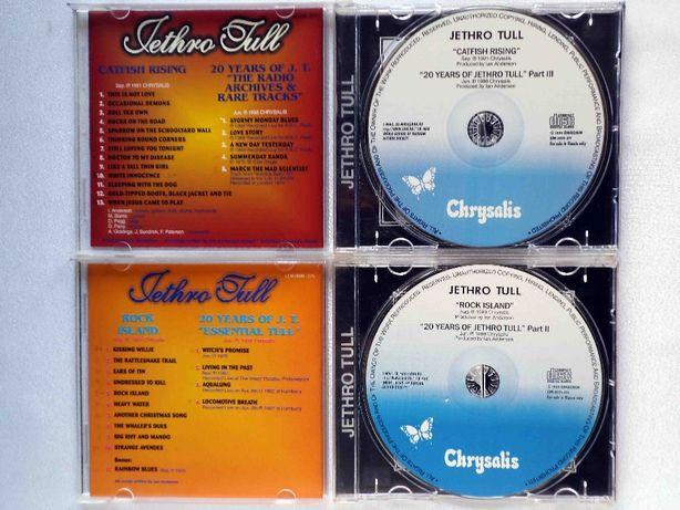 Jethro Tull,Manfred Mann's E.B.,David Knopfler (4 диска CD) Могилев-Подольский - изображение 3