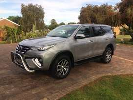 2016 Toyota Fortuner 2.8 GD6 4x4 A/T